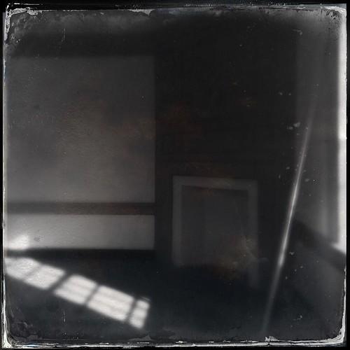 blackandwhite usa sunlight window monochrome architecture square blackwhite shadows interior cellphone maryland historic tavern 365 georgewashington distressed textured phonephoto apps windowlight throughthewindow iphone perryville historicplaces cecilcounty windowshadows hipstamatic rogerstavern windowwednesdays iphone5s dtypeplatefilm tinto1884lens notyourusualstilllife