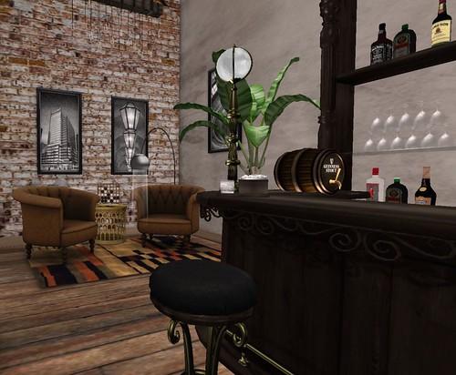 Heart Homes | Paddy's Irish Pub Light Guiness | by Hidden Gems in Second Life (Interior Designer)