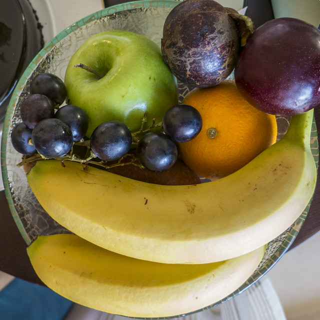 Fruit bowl. Image: markmorgantrinidad on Flickr CC BY 2.0
