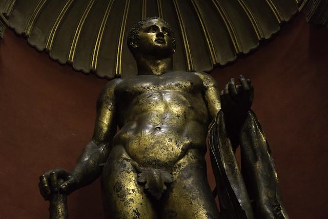 The Round Hall: Heracles Mastai