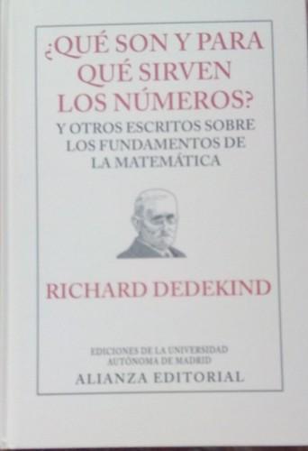 Libro. ¿Qué son y para qué sirven los numeroso?