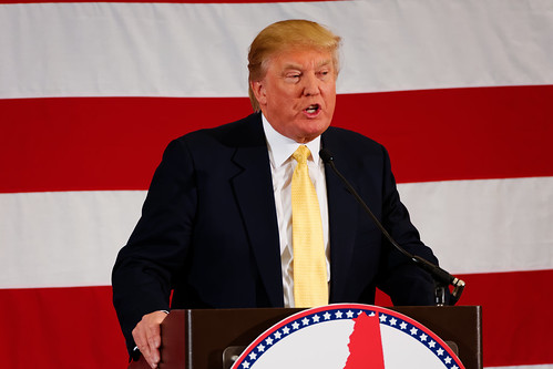 Donald Trump Sr. at #FITN in Nashua, NH