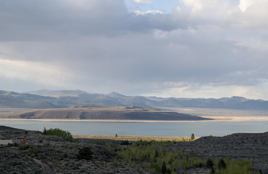 Mono Lake Black Point (#0471)