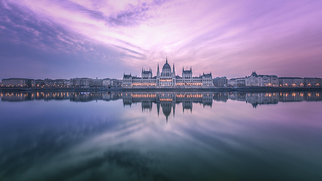 Parliament - Budapest