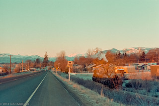 Ryan Road?, Courtenay, BC. Late 70's