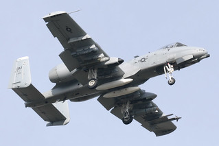 Fairchild A-10C Thunderbolt II | by nickchalloner