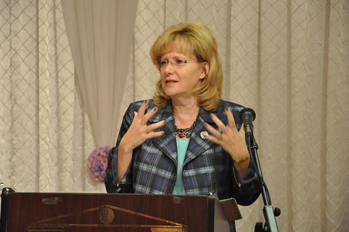 2015 IWD - Mayor of Brampton - Hon. Linda Jeffrey