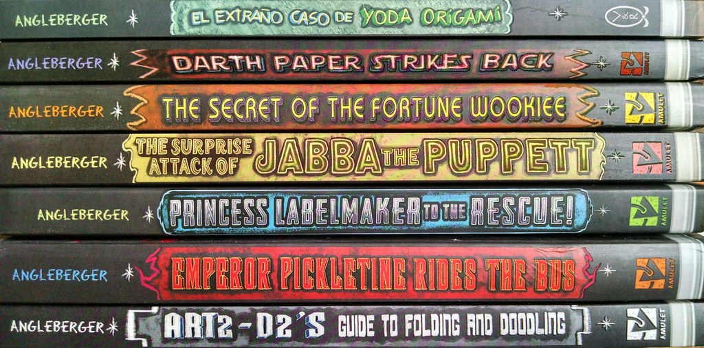 3 books in the 'Origami Yoda' series in South Somerset für £ 4,50 ... | 506x1024
