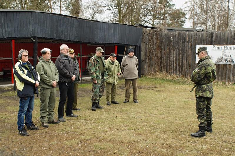 28.3.2015 - Malorážková puška a pistole