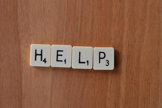 Help Scrabble