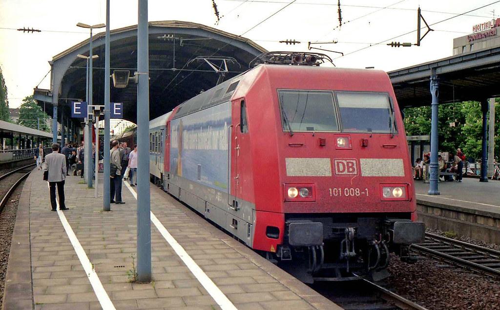 Db Bonn Hbf