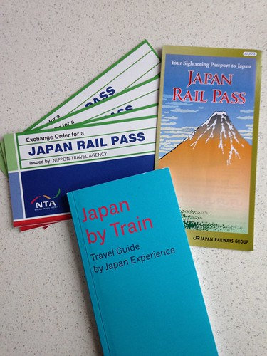 Our Japan rail pass   by dramaqueenz