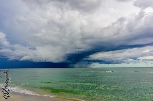 blue sky color florida ciel naples nuages étatsunis usa2012