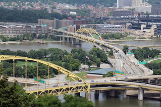 Fort Pitt Bridge | by Can Pac Swire