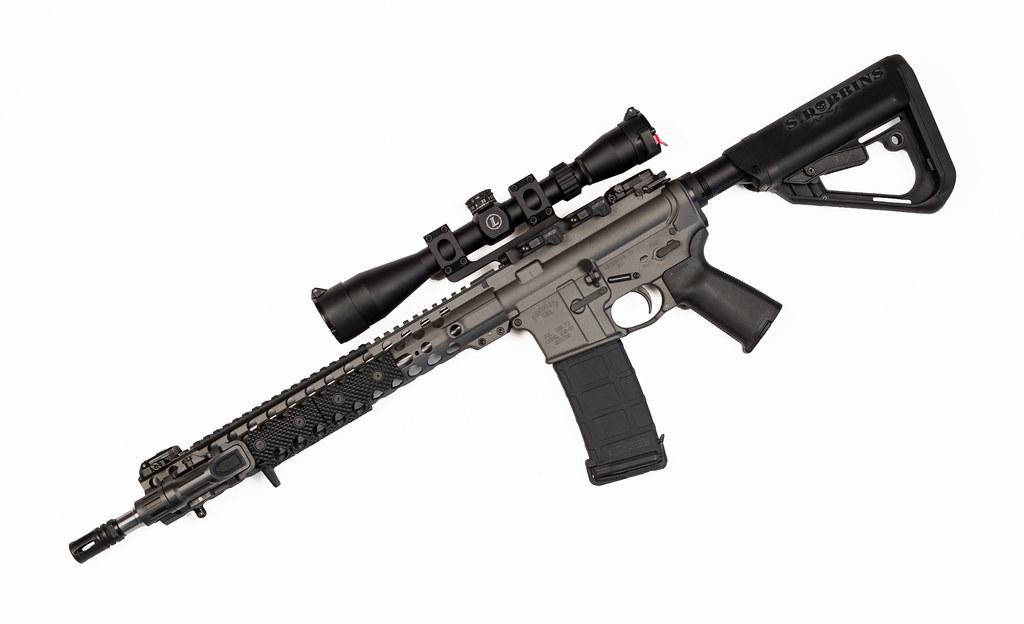 Accurate Armory NRA 2016 TiTAN Rifle   Select Match Grade Ac