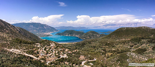 lefkada lefkas greece island europe holiday landscape scenery outdoors samsung nx20 june 2016 villa view