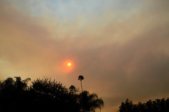 Hot & Smoky in Upland