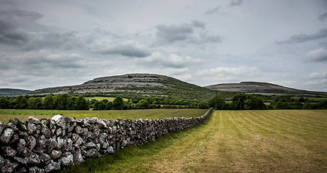 Farm and the Burren
