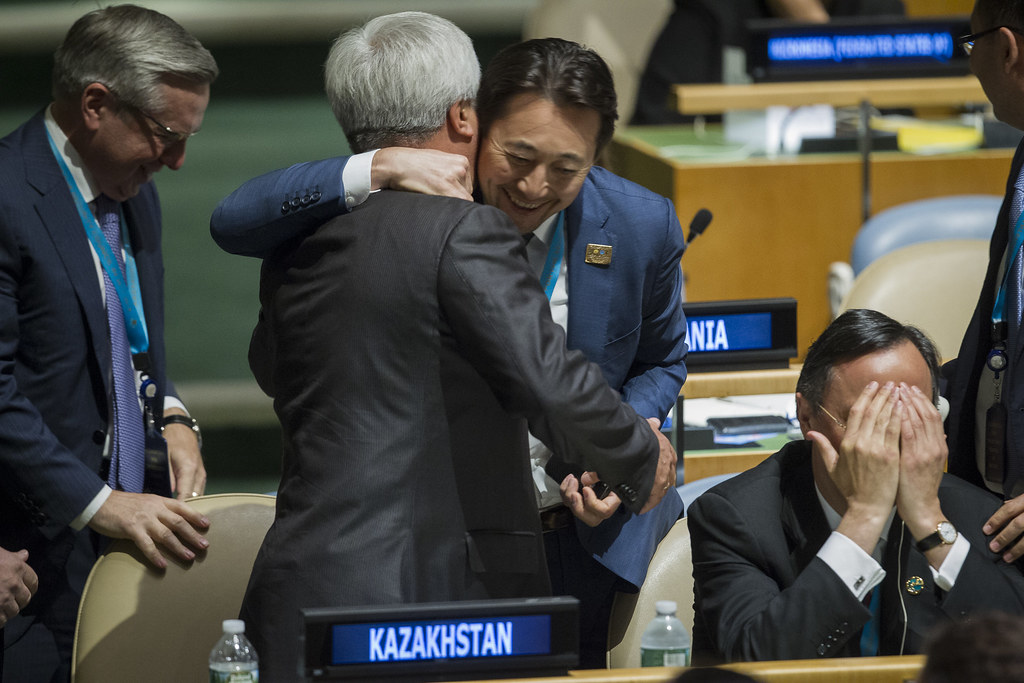 Election of New Non-Permanent Members of Security Council | Flickr