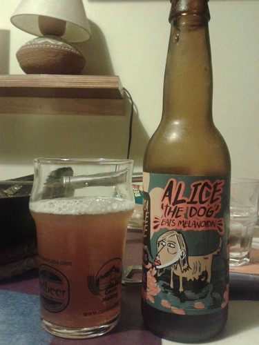 La Calavera, Alice 'The Dog' eats Melanoidin | by pep_tf
