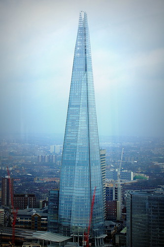 The Shard | by the.gray.scale