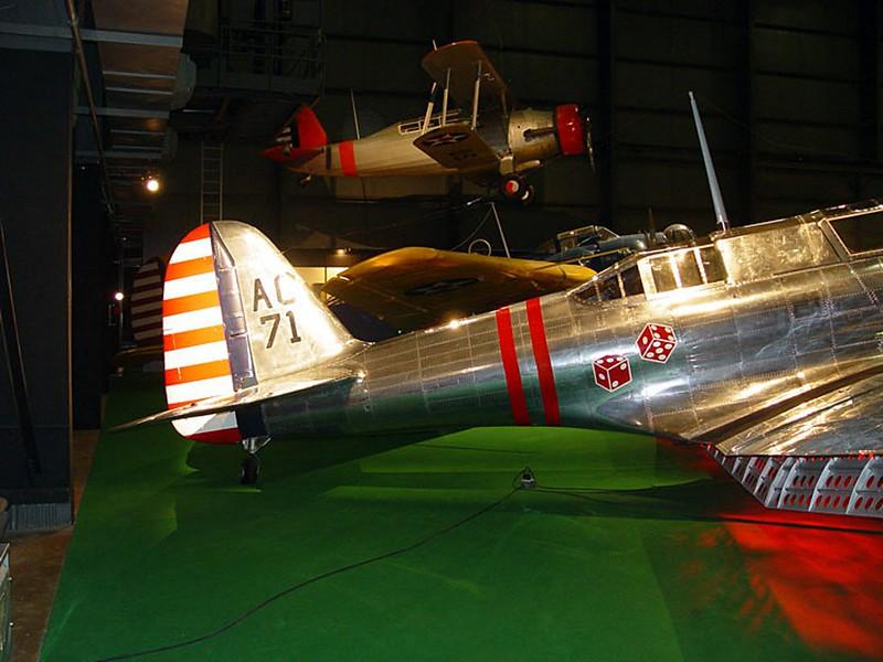 Northrop A-17A 7