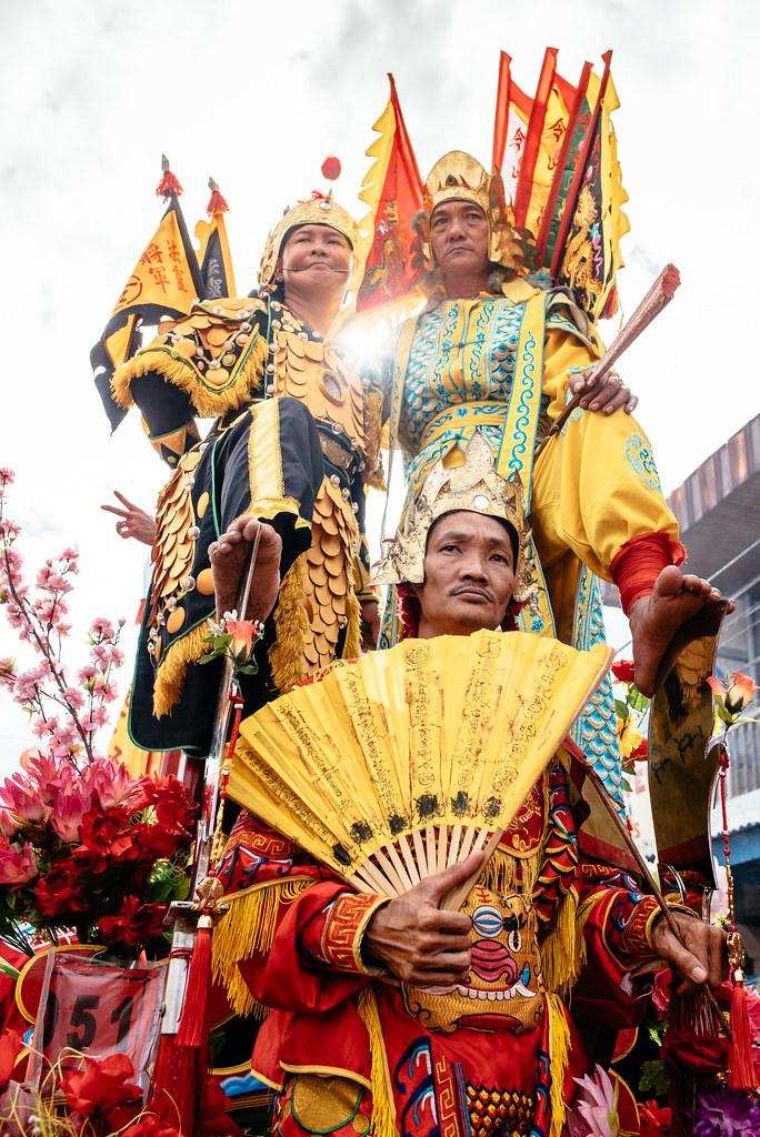 three tatungs cap go meh singkawang 2016 west kalimantan flickr rh flickr com