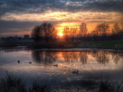 lake cheshire nantwich