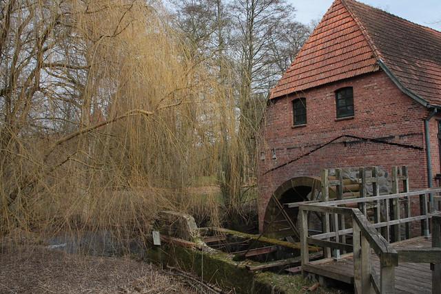 Wassermühle Holm [Explore]