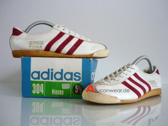 Vintage Adidas Vienna manufactured in Yugoslavia   Shoes in