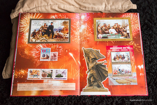 Stamps from North Korea | by reubenteo