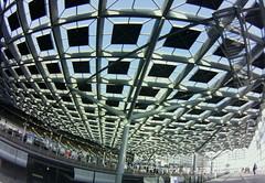 Den Haag CS roof
