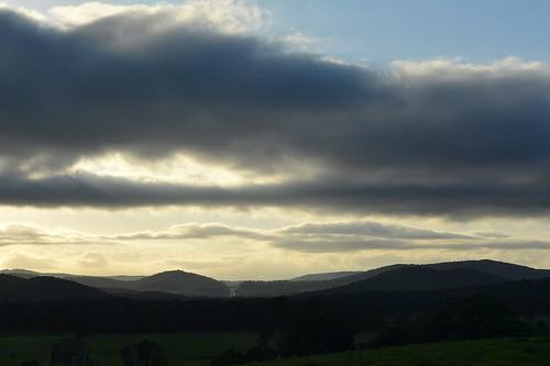 morning landscape australia nsw cloudscape midnorthcoast myallrivervalley
