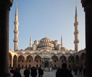 Blue Mosque, Istanbul | by Ðariusz