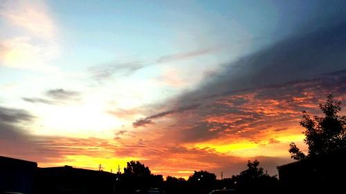 nature beauty sunrise texas houston houstonsunrise samsunggalaxys4