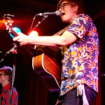 Mon, 23/05/2016 - 12:28pm - Brett Dennen and his band perform for an audience of WFUV Members at The McKittrick Hotel (home of Sleep No More), 5/16/16. Hosted by Carmel Holt. Photo by Gus Philippas
