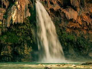 Havasu Falls on the Havasupai Indian Rez | by Cowlishaw