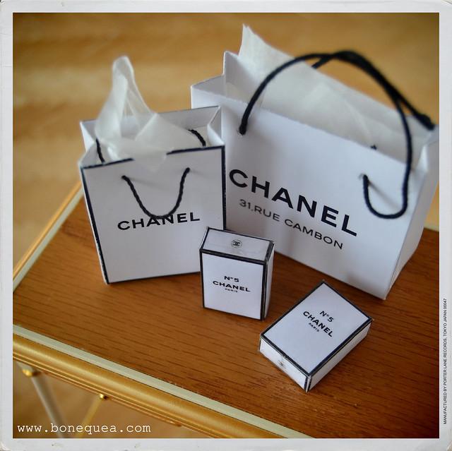 Nuevos imprimibles: Chanel.