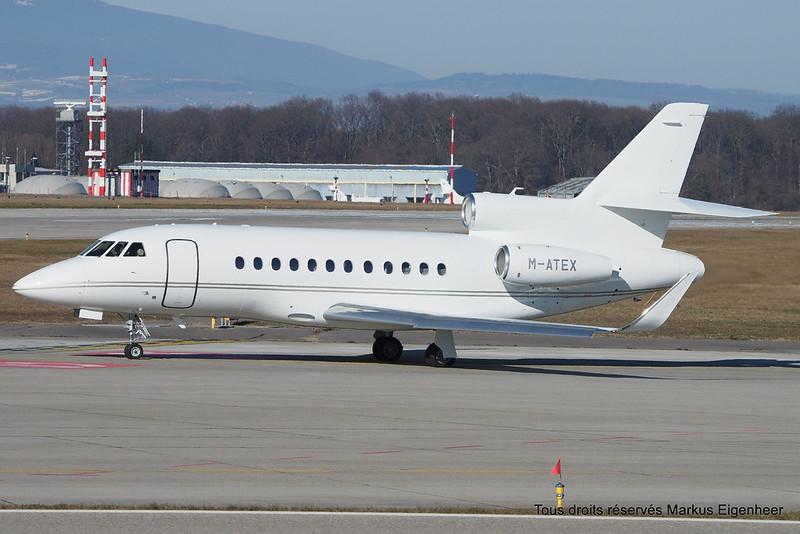 M-ATEX Dassault Falcon 900EX F900  > Martime Investement