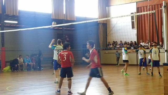 1503 - 30 Vóleibol