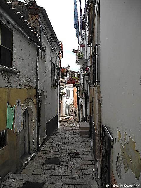 San Giovanni Rotondo Il borgo antico, The Ancient village