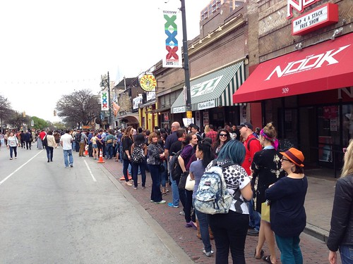 Austin Queue | by Anetq