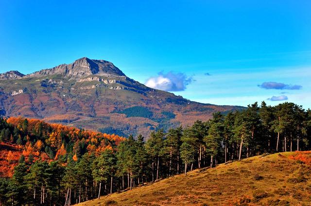 Mount Arralde (Basque Country)