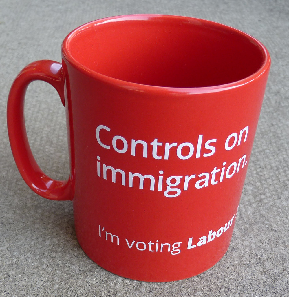 A labour party mug from 2015