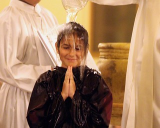Baptism @ Easter Vigil Mass | by Prayitno / Thank you for (12 millions +) view