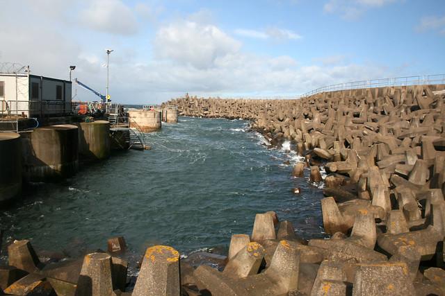 Skateraew Harbour