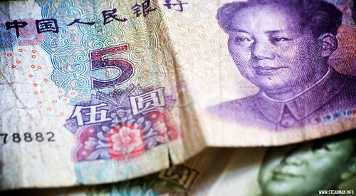 Chinese Currency - 5 Yuan | by davidgsteadman