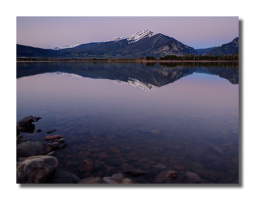 sunrise colorado dillon lakedillon