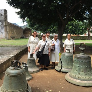 3 México - Hnas. Residencia Guadalupe en visita aTepoztlan