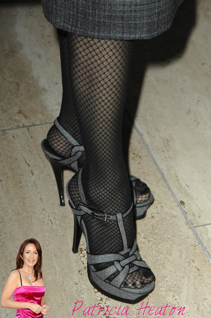 Heaton feet patricia Patricia Heaton: